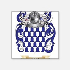 Vera Family Crest (Coat of Arms) Sticker