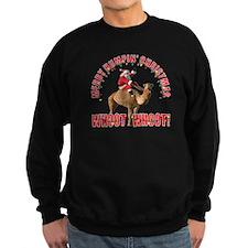 Merry Humpin Christmas Santa and Hump Day Camel Sw
