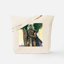Archangel Uriel Tote Bag
