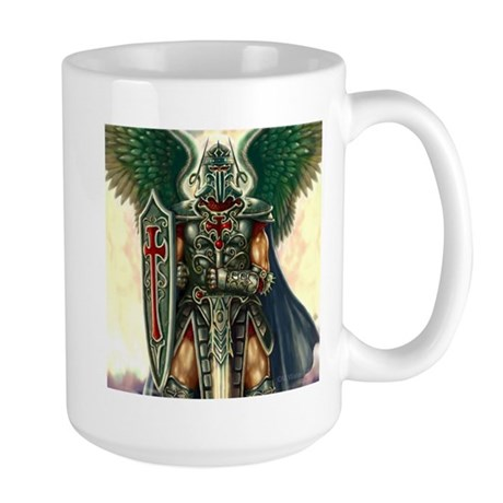 Archangel Uriel Large Mug