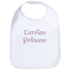 Latvian Princess Bib