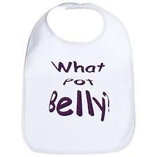 What Pot Belly? Bib