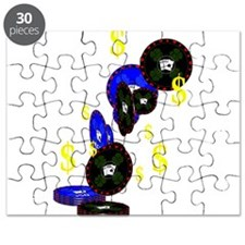 Casino Chips Puzzle