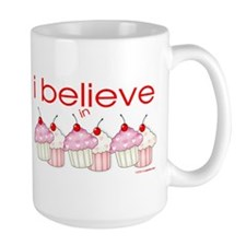I believe in cupcakes Mug