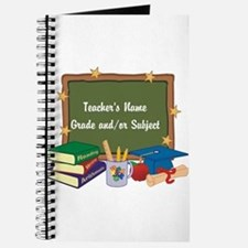 Custom Teacher Journal