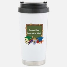 Custom Teacher Travel Mug