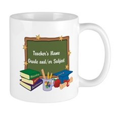 Custom Teacher Mugs