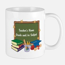 Custom Teacher Mugs