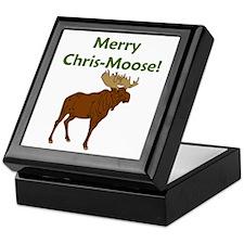 SALE! Merry Chris-Moose! Keepsake Box