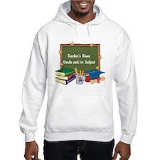 Custom Teacher Hoodie