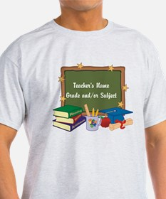Custom Teacher T-Shirt