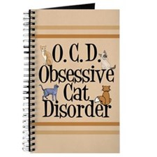 Funny Cat Journal