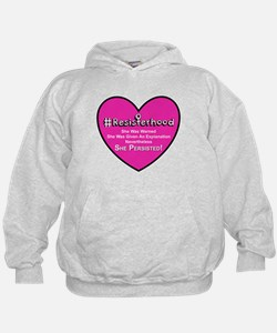 Resisterhood - Heart Sweatshirt