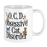 Cats Small Mugs (11 oz)
