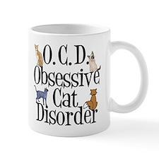 Funny Cat Small Mugs