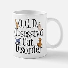 Funny Cat Small Small Mug