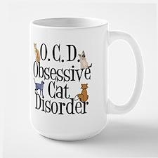 Funny Cat Ceramic Mugs