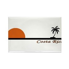 Cute Costa rica vintage Rectangle Magnet