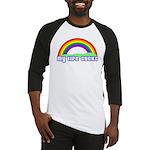 My Life Sucks Rainbow Baseball Jersey