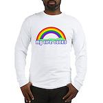 My Life Sucks Rainbow Long Sleeve T-Shirt