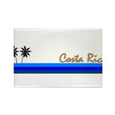 Costa rica vintage Rectangle Magnet