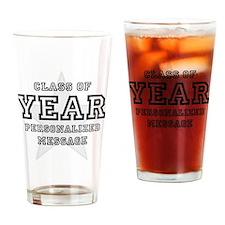 Personalized Graduation Original Drinking Glass