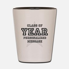 Personalized Graduation Original Shot Glass