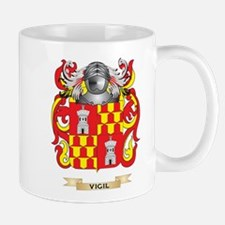 Vigil Family Crest (Coat of Arms) Mugs