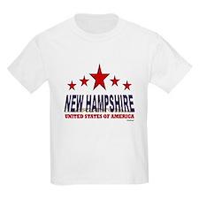 New Hampshire U.S.A. T-Shirt