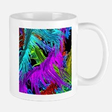 impressive moments full of color-neon colors Mugs