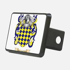 Villanova Family Crest (Coat of Arms) Hitch Cover