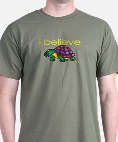 I believe in turtles T-Shirt