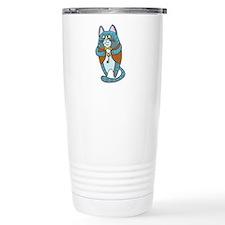 Key Cat Travel Mug