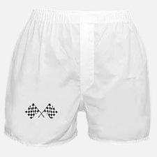 CHECKERED FLAG Boxer Shorts