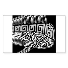 Polynesian Mahi Decal