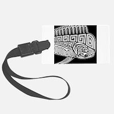 Polynesian Mahi Luggage Tag