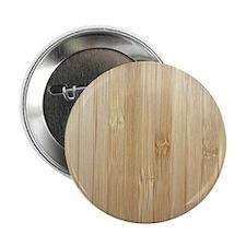 "Light Bamboo Pattern 2.25"" Button"
