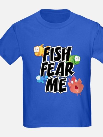 Fish Fear Me T