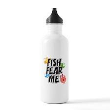 Fish Fear Me Water Bottle
