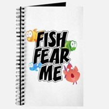 Fish Fear Me Journal