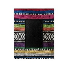 Tribal Native Print Picture Frame