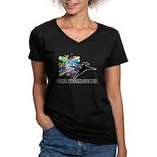 Girl with Goals Shirt