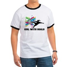 Girl with Goals T