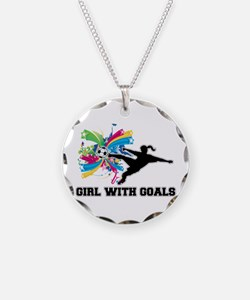 Girl with Goals Necklace