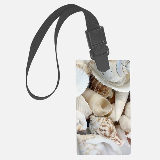 Beach Shells Assortment Luggage Tag