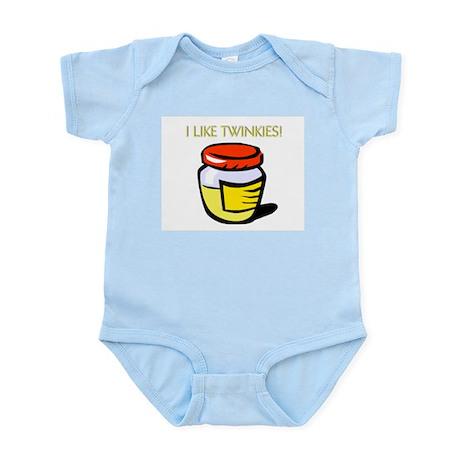 I like Twinkies...Infant Creeper