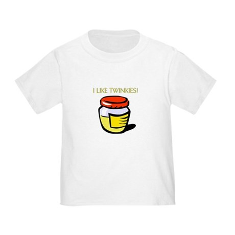 I like Twinkies...Toddler T-Shirt