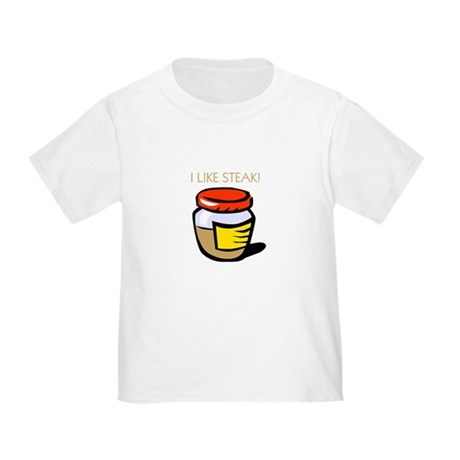 II Like Steak...nfant/Toddler T-Shirt
