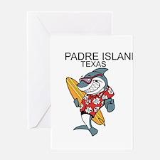 Padre Island, Texas Greeting Cards
