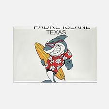 Padre Island, Texas Magnets
